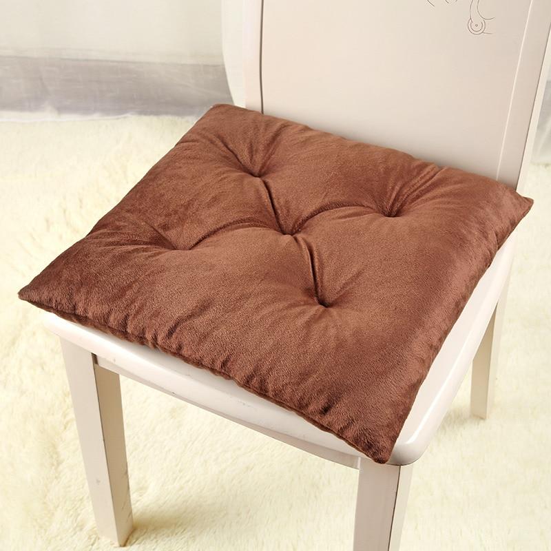 Multi Colours Office Chair Cushion,Pink Blue Purple Chair Pillow Thicken Cushions Home Decor,Cheap Chair Pads Car Seat Cushion