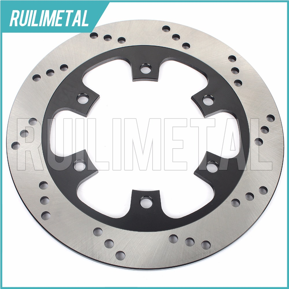 Rear Brake Disc Rotor for TRIUMPH Daytona 750 900 Super III Sprint Speed Triple T309 Carb.Models Trophy 1000 1200 1993-2004