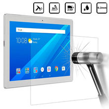강화 (gorilla Glass) 대 한 Lenovo 탭 4 10 Plus TB-X704 TB-X304F Screen Protector 대 한 Lenovo TAB4 4 8 Plus TB- 8704 TB-8504 Tablet (gorilla Glass)(China)
