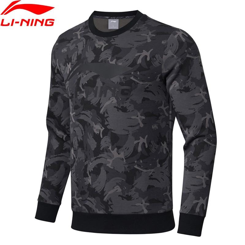 Hemden Begeistert Li-ning Männer Der Trend Pullover Regelmäßige Fit 66% Baumwolle 34% Polyester Druck Komfort Futter Sport Hoodie Awdgb41 Mww1481 Schrecklicher Wert