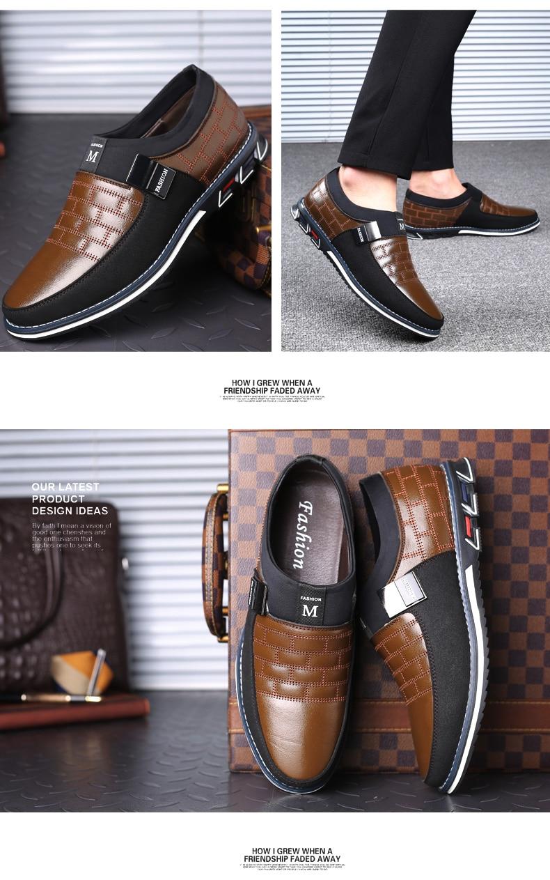 HTB1M5WFa.z1gK0jSZLeq6z9kVXaq ZUNYU New Big Size 38-48 Oxfords Leather Men Shoes Fashion Casual Slip On Formal Business Wedding Dress Shoes