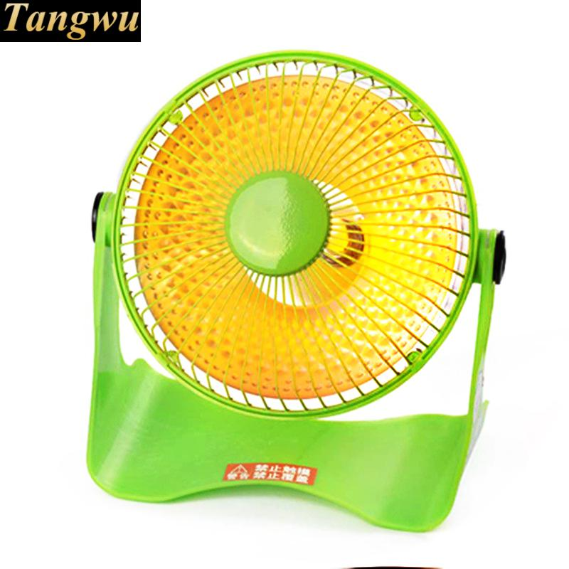 bath heaters little mini desktop office home quiet electric radiator heater KaoHuoLu shook his head heater heater electric radiator household mini heaters in the warm bath