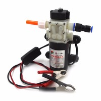 New PROFESSIONAL Crocodie Clip DC 12V24V Engine Oil Extractor Change Pump Engine Oil Diesel Suction Pump