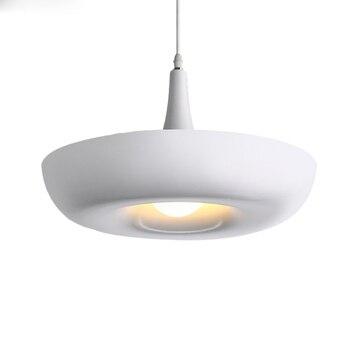 แขวนสวน E27 จี้ไฟสีขาวอลูมิเนียมจี้โคมไฟแขวนโคมไฟ 110 โวลต์ 220 โวลต์สำหรับตกแต่งแสง fixture