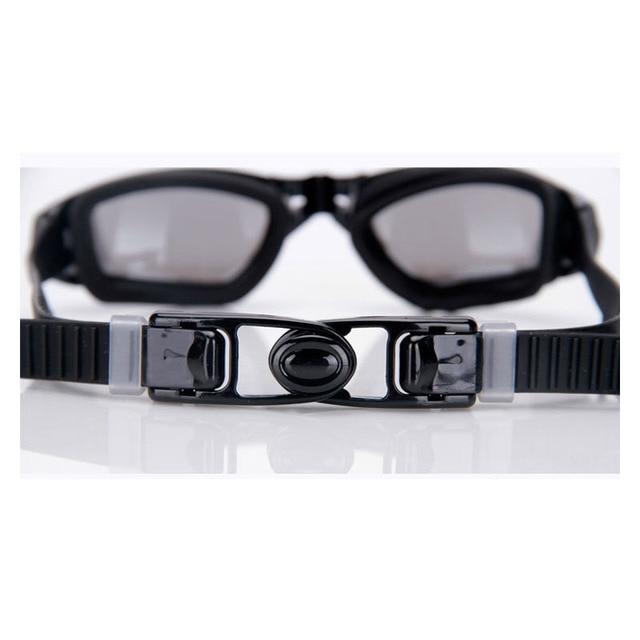 swim goggles with earplugs,    swimhat 5