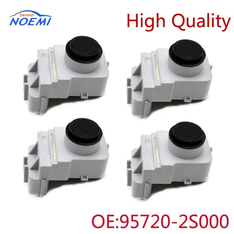 YAOPEI 4pcs Car Reversing Radar Detector Backup Parktronic Sensors For Hyundai IX35 font b Parking b