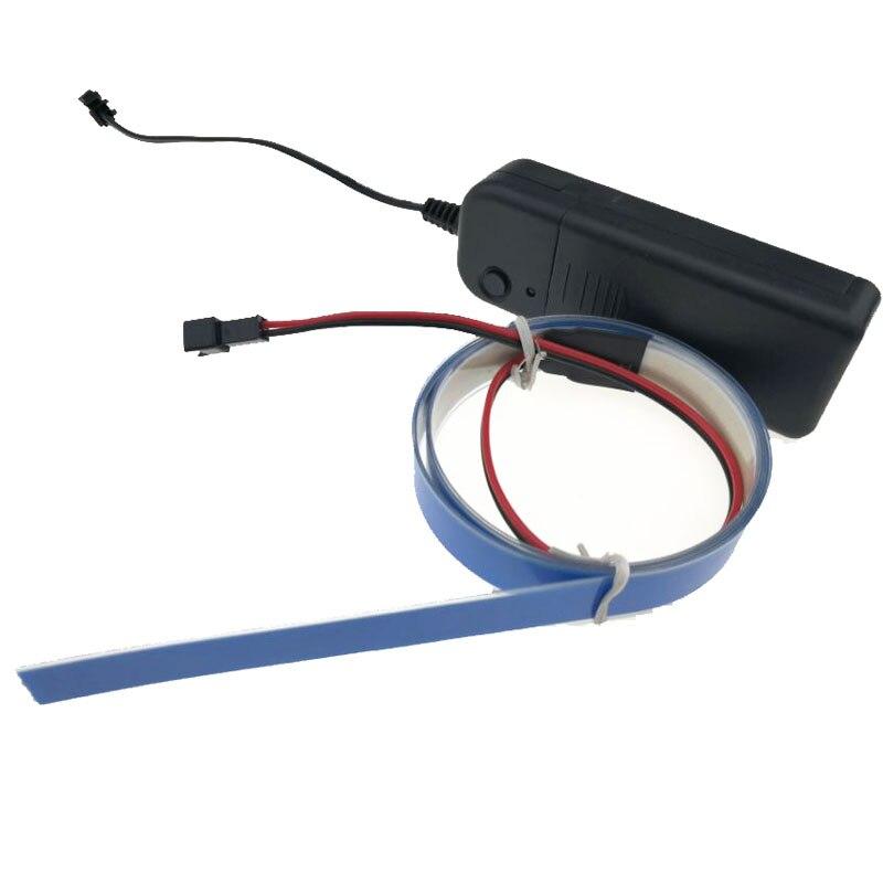 10 Farben Bunte Flexible Elektrolumineszenz Band LED EL Band EL ...