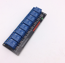 Cheapest prices 8 Road/Channel Relay Module Without Light Coupling for Arduino