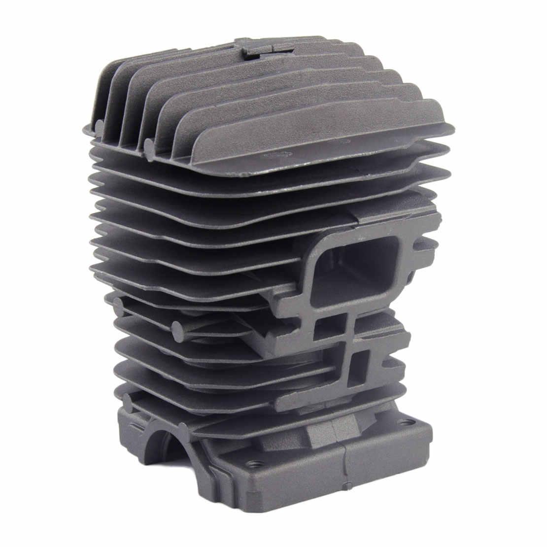 """LETAOSK 46 מ""""מ צילינדר בוכנה ערכת fit עבור Stihl MS290 MS310 MS390 039 029 11270201217 אביזרים"""