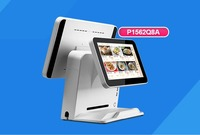 15 6 Metal Flat Touch Screen Monitor Pos Machine All In One Android Pos
