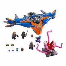 10748 el Milano vs. el avión Abilisk bloques de construcción juguetes de ladrillo