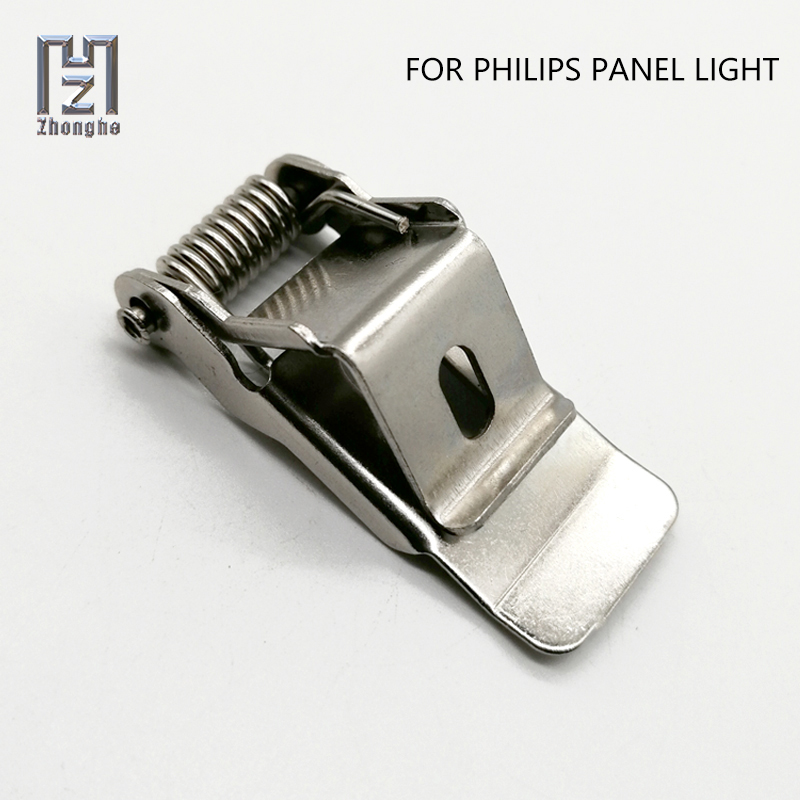Lighting Accessories Hardware Panel Spring Fixed Buckle Concealed Clip High Elasticity Quality