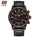 Original TTLIFE Data Marca de Relógios dos Esportes dos homens Casuais Relógio de Quartzo Dos Homens Militares relógio de Pulso Masculino Relógio relojes de mujer 8217