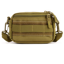 USA Molle military Utility Pouch Bag Coyote Explorer Soldier Surplus Assault Stealth Survival Tool Field Mil-Spec Pack B все цены