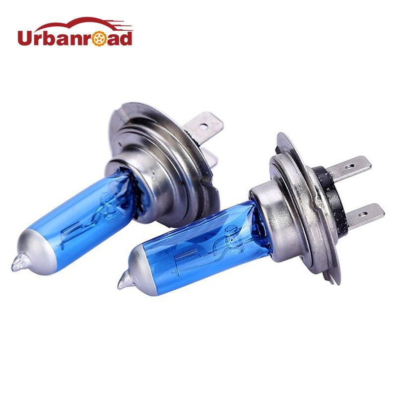 Car Headlight Bulbs : Urbanroad pcs h w k vxenon halogen low beam