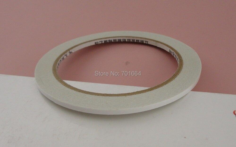 3cfd64179d65f 10 rolos de 4mm de largura filé Oleosa adesiva Dupla Face fita para DIY  acessórios para o cabelo, jóias Feitas À Mão ornamet material