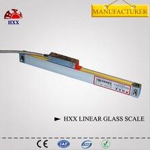 """Gcs898 hxx una pieza 1000mm (39.37 """") de la escala lineal óptica para la máquina Del Torno"""