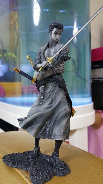 One Piece Roronoa Zoro PVC Action Figure Toy