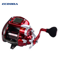 Ecooda 7000lb Trolling Electric Reel Counting Reel 2.8:1 Saltwater Ocean Boat Fishing Reel
