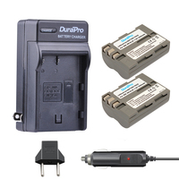 2pc EN EL3e EN EL3e EL3a ENEL3e Digital Camera Battery Car Charger For Nikon D300S