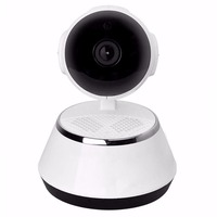 ENKLOV Home Security IP Camera Wireless Smart WiFi Camera WI FI Audio Record Surveillance Baby Monitor