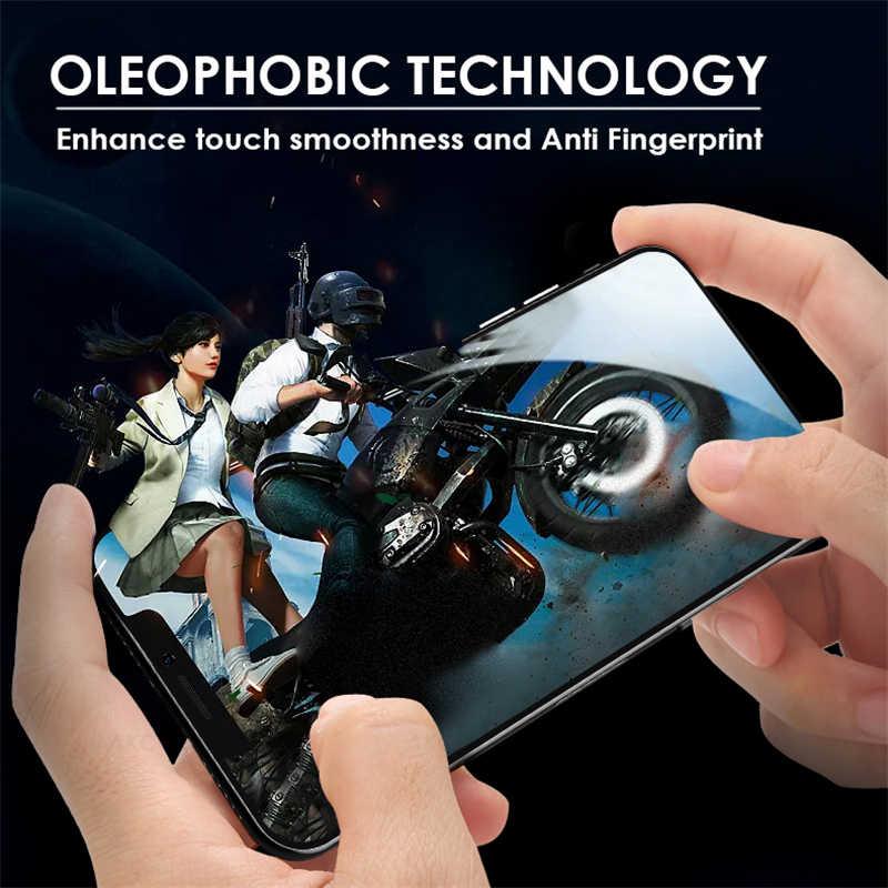 Akcoo الأصلي نانو واقي الشاشة السائل لباد فيلم صغير 4 مع طلاء oleophobic لباد برو آيفون 6 7 8 XR XS اللوحي