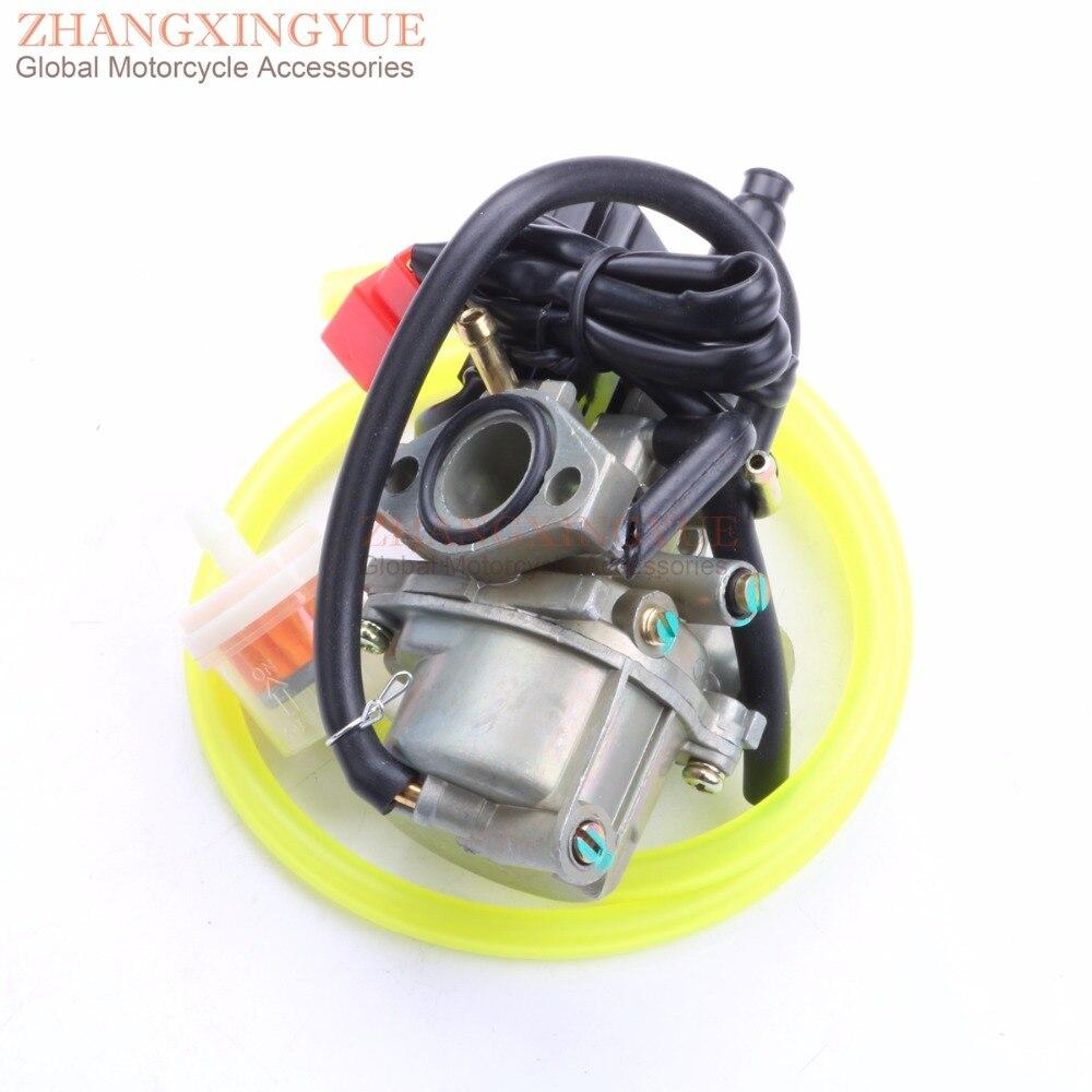 17mm Carburetor For Honda Dio G SP SR 94 AF18/AF27 DIO ZX 50 95 AF28 Shadow SRX50 AF42 Vison 50 SA50 AF29