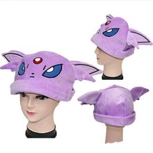 Top Anime POKEMON Logo Cotton Hat Winter Warmer Beanie Cap Costume Ball Gift New Arrival