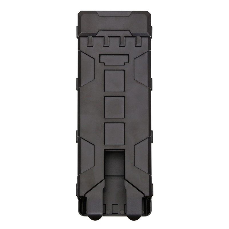 Lightweight Clip Pouch Hang Buckle Shotgun 12 Ammo Bag 10 Rounds Military Tactical Pouch System Assembly Boxes Cartridge Holder