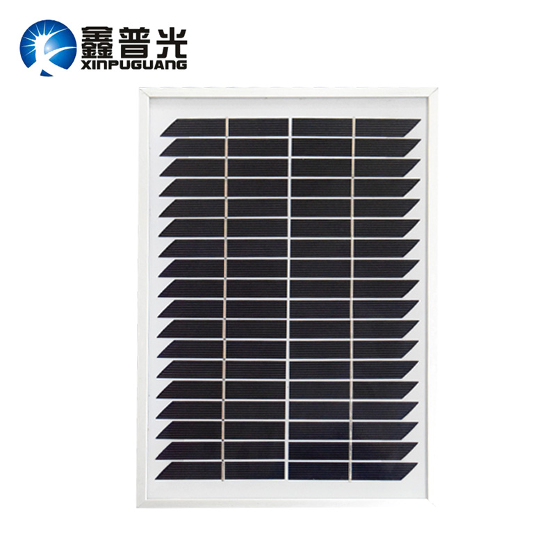 Placa Solar 5 watt 18 v Tragbare Monokristalline Silizium Solar Panel Modul Herstellung In China 12 v Cell Power Licht painel Solar
