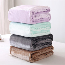 Thin Blanket, Thin Air Conditioning Office Coral Fleece Single Blanket Mini-nap Blanket Students Cover Legs стоимость