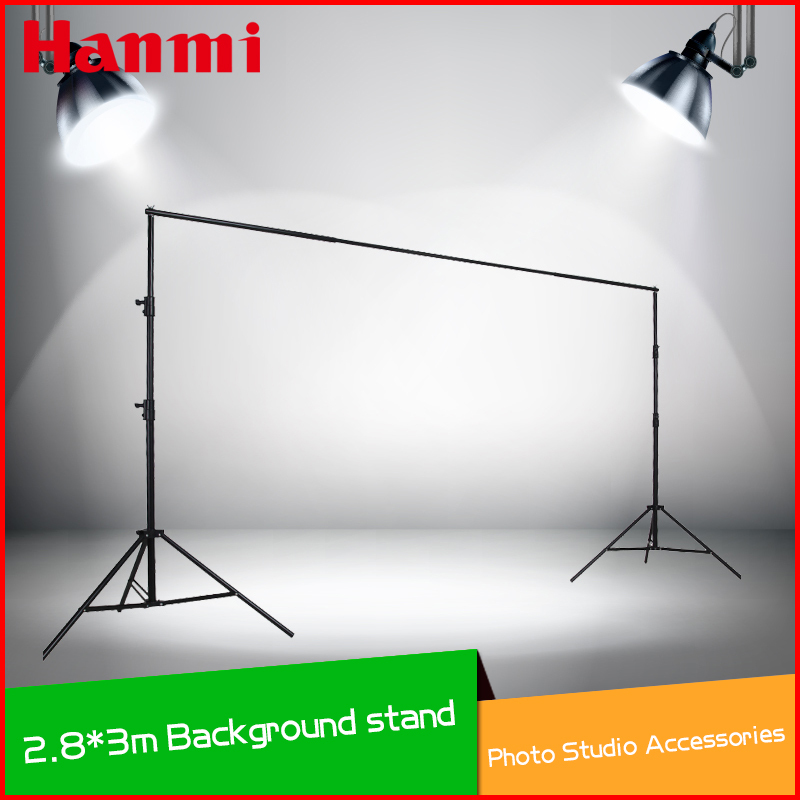 Photography 10Ft /3mHome Photo Studio Backdrop Stand Background Support Holder Kit System Tripod with Carry Bag Free Clamp 300cm 200cm about 10ft 6 5ft fundo butterflies fluttering woods3d baby photography backdrop background lk 2024 page 2