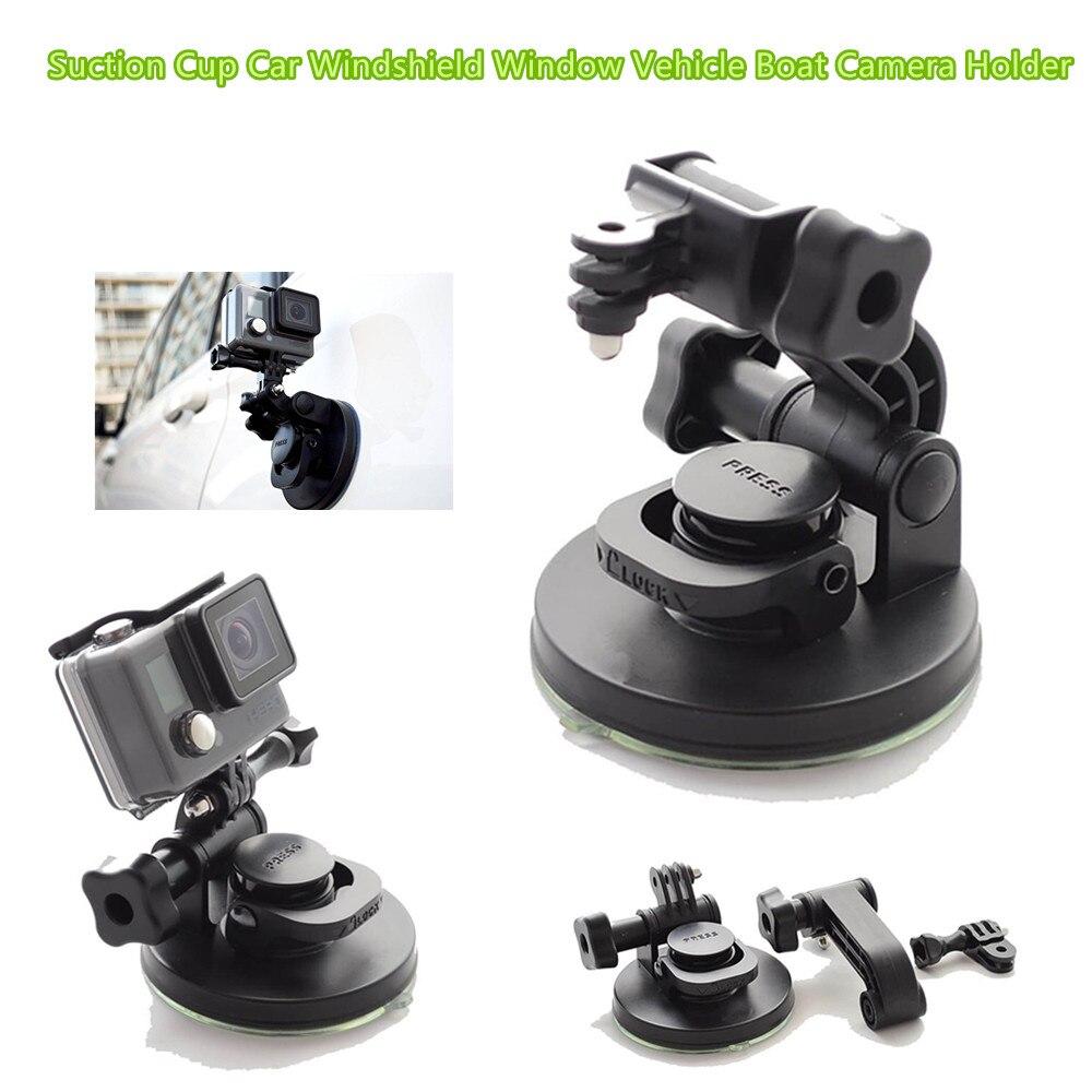 55mm Black Windshield Mini Suction Cup rackfor Car Digital video recorder camera