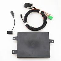 ZUCZUG 9W2 Module Bluetooth Harnais Avec Microphone For RCD510 VW Tiguan Touran Golf MK5 MK6 Jetta