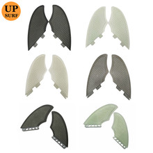New Design Surfboard Fcs keel fin future/fcsii fins twin surfing surfboard accessories white black