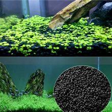 100 г аквариумная подложка поплавок трава глина аквариум грунт для водорослей водные растения безопасный и нетоксичный аквариумный гравий украшения