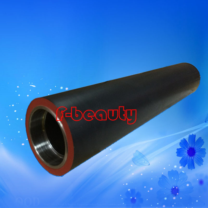 High Quality New Lower Fuser Roller For Xerox DC4110 900 1100 4127 4112 4595 Pressure Roller high quality lower fuser roller for ricoh mp9000 mp1100 mp1350 mp1356 mp1357 mp1106 mp1107 9000 1100 1350 1359 pressure roller