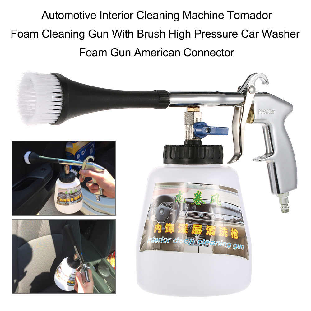 Lager tornado r schoonmaken pistool hoge druk auto wasmachine tornado r schuim pistool auto tornado espuma tool Auto Wasmachine Schuim gun Auto Styling