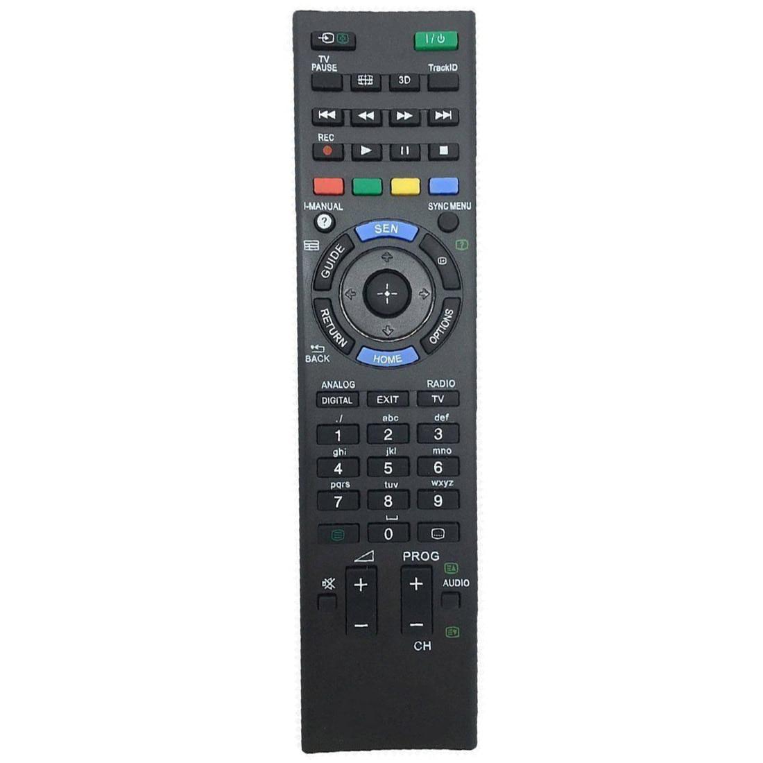 New Remote Control RM-ED047 For SONY TV KDL-HX750 KDL-46HX850