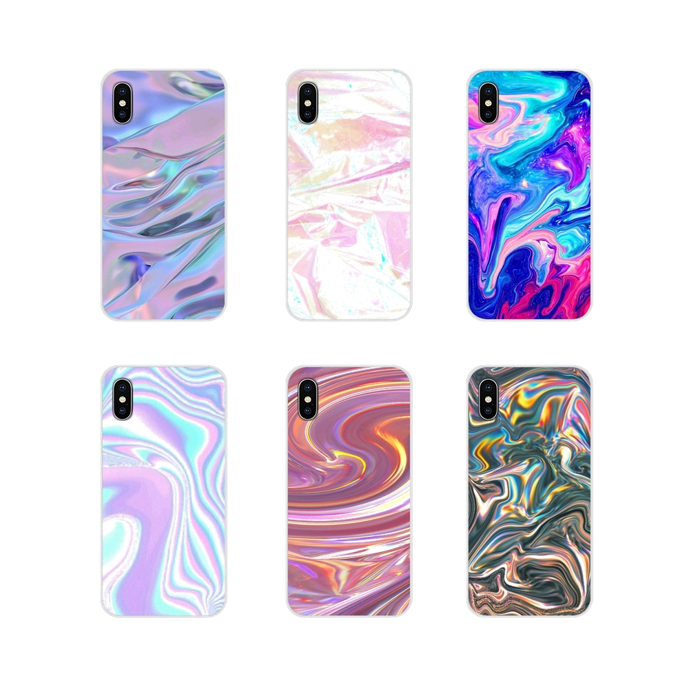 Accessories Phone Shell Covers For Motorola Moto X4 E4 E5 G5 G5S G6 Z Z2 Z3 G3 G2 C Play Plus Pastel Metallic Tumblr