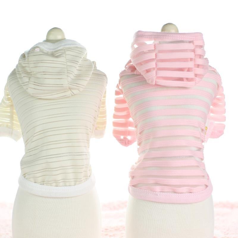 Թափանցիկ շապիկներով շապիկով - Ապրանքներ կենդանիների համար