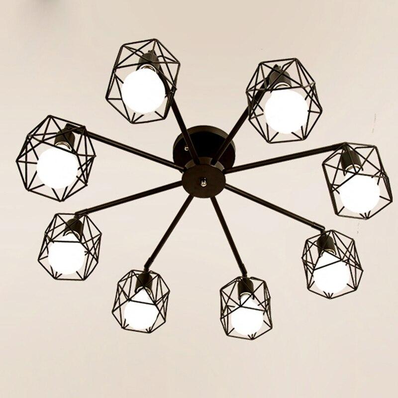 (EICEO) Chinesische Deckenleuchte Wohnzimmerleuchte moderne kristall - Innenbeleuchtung - Foto 3