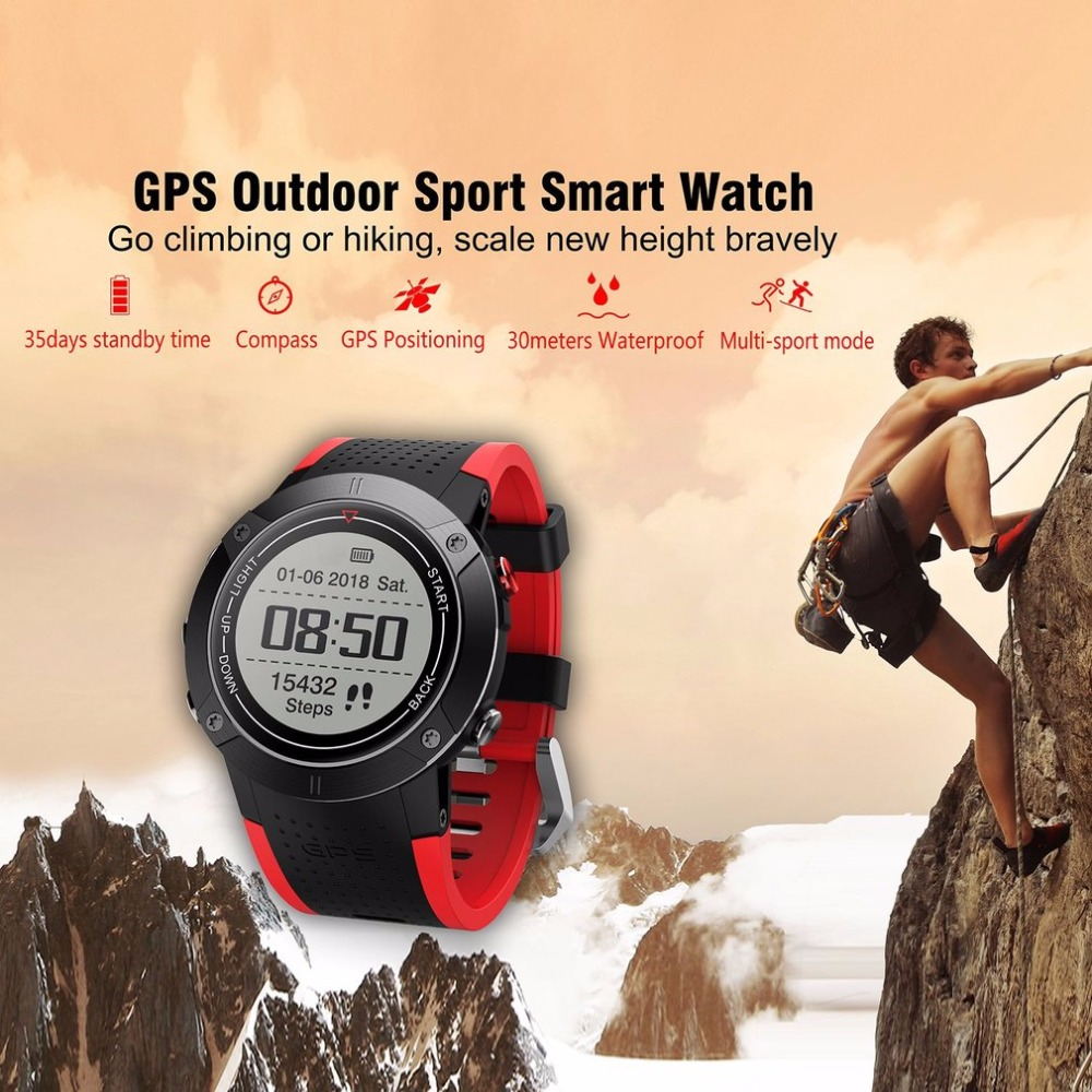 OUTDOOR SPORT WATCH Men Sport Waterproof 30m Digital Watch men Swimming Wristwatch SUPPORT Weather ForecastOUTDOOR SPORT WATCH Men Sport Waterproof 30m Digital Watch men Swimming Wristwatch SUPPORT Weather Forecast