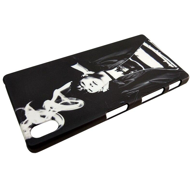 Vlastní pouzdro na telefon pro Sony Xperia T / TL / T2 ultra / T3 přizpůsobené pouzdra na telefon pro Sony Xperia z z3 z5