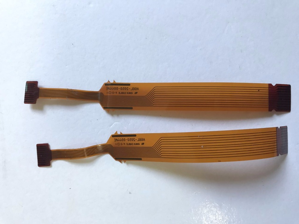 For FANUC A66L-2050-0044#E button bar cable system cable k000092540 la 5321p i3 l500 motherboard tested by system