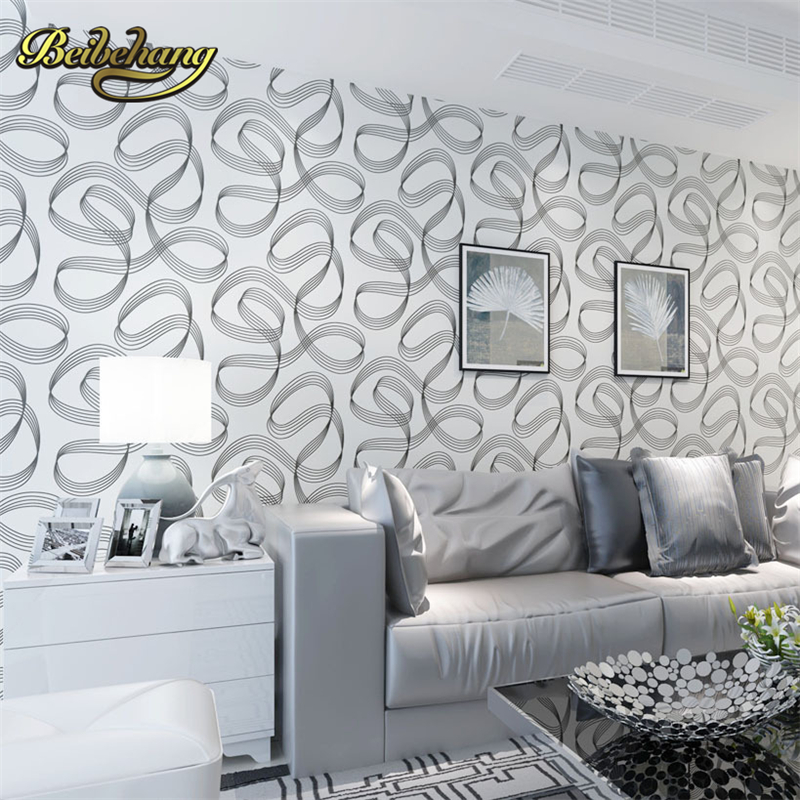 beibehang 3D three-dimensional geometric patterns when open personality living room bedroom TV sofa bed background wallpaper embroidery basis book 500 kinds of three dimensional embroidery patterns