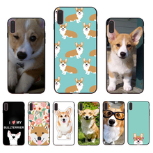 IMIDO pembroke welsh corgi puppies  Case Silicone Cellphones For Iphone 6 6S 6PLUS 6SPLUS 7 8 7PLUS 8PLUS X XS XR XSMAX 5 5S SE imido big money 100 dollars design case soft silicone cellphones for iphone 5 5s se 6 6s 6plus 7 8 7plus 8plus x xs xr xsmax
