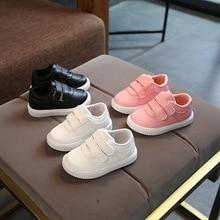 Новинка года; сезон осень; для детей от 1 до 3 лет спортивная обувь для маленьких мальчиков и девочек; Мягкая Повседневная обувь для новорожденного малыша; обувь для новорожденных