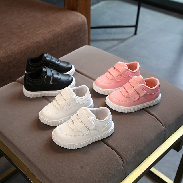 2018 Autumn new 1 to 3 years old baby boys and girls sports shoes soft infant casual shoes toddler first walk shoes newborn shoe