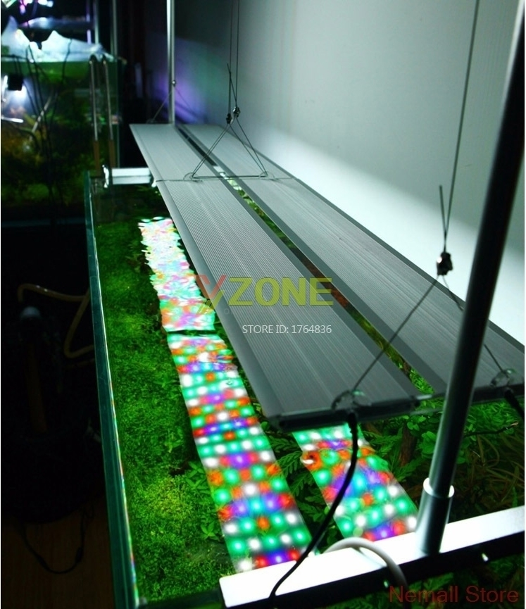 Grow Light Stand Led: Chihiros Aquarium LED Lighting Plant Grow Light Water RGB